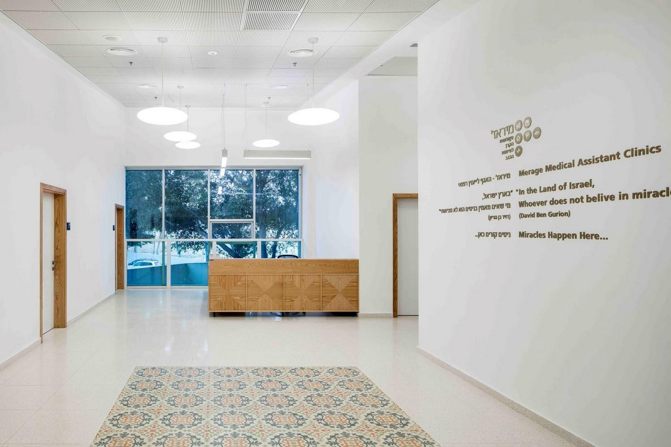 Ezra Lemarpe Medical Rehabilitation Center, Israel - Sheet2