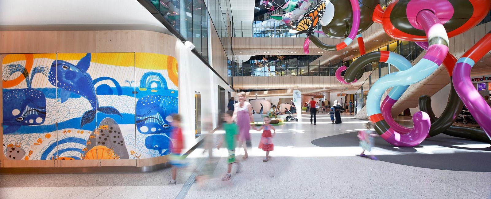Royal Children's Hospital, Melbourne, Australia - Sheet2