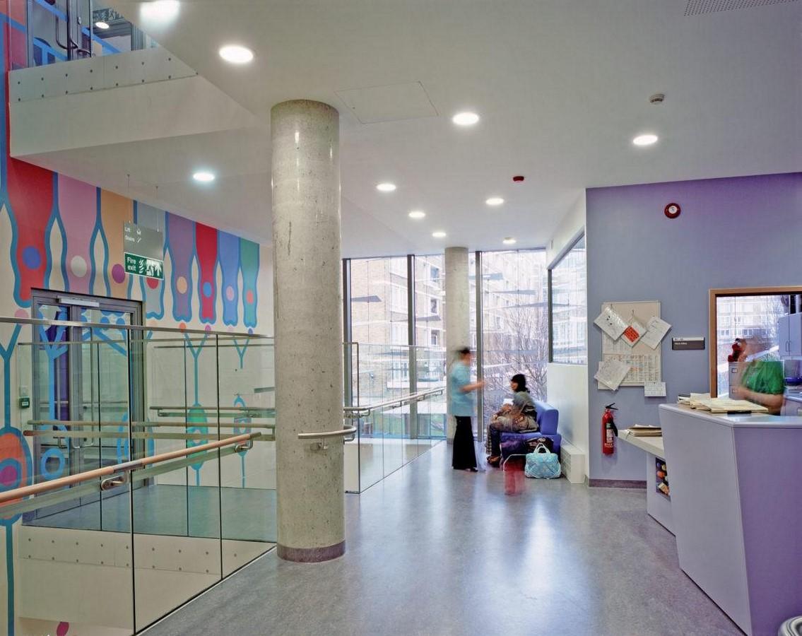Richard Desmond Children's Eye Center, United Kingdom - Sheet1