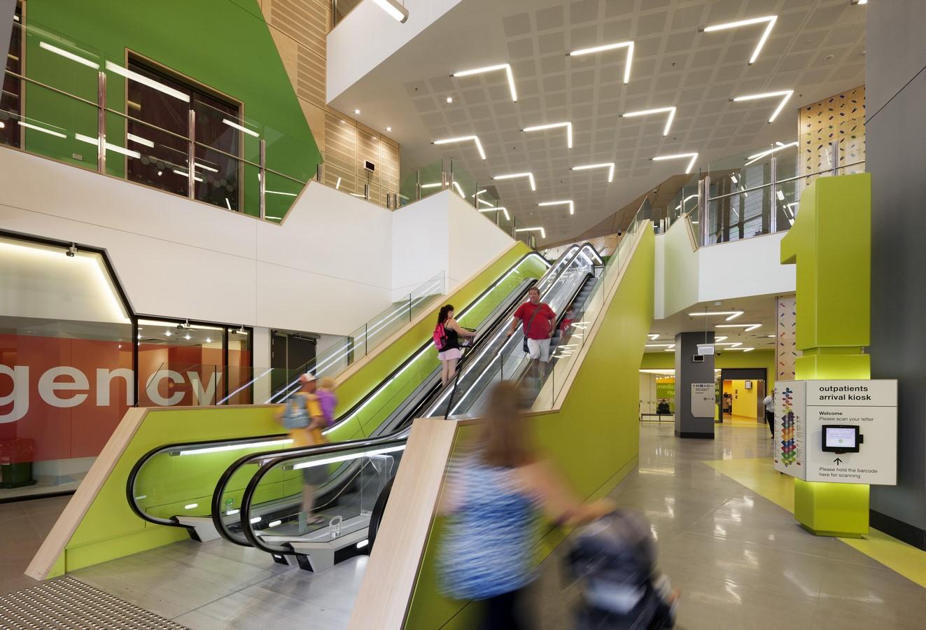 Lady Cilento Children's Hospital, Australia - Sheet2