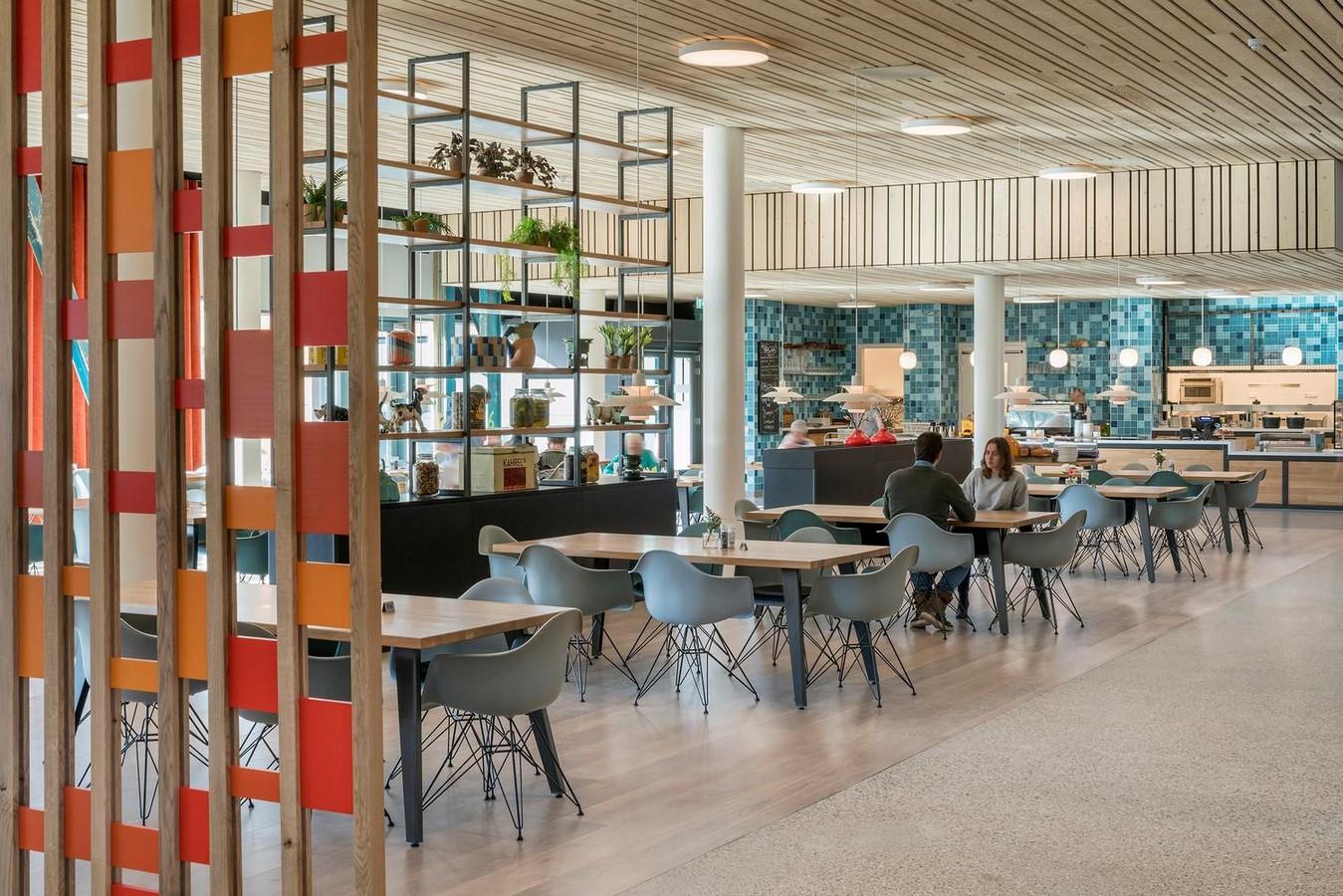 Scheldehof Residential Care Centre, The Netherlands - Sheet2