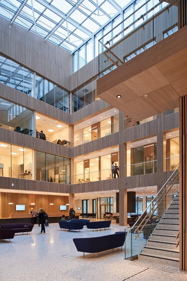 LHL Hospital, Norway - Sheet1