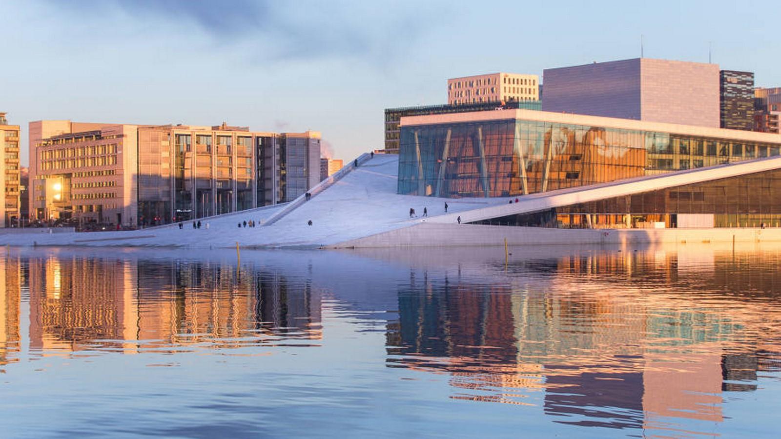 Oslo Opera House by Snøhetta: The wave wall - Sheet7