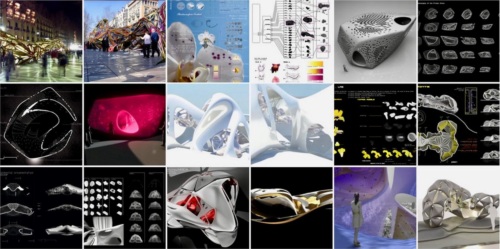 The Future of Architecture: Biodigital Architecture and Genetics - Sheet2