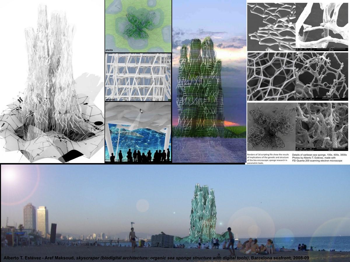 The Future of Architecture: Biodigital Architecture and Genetics - Sheet3