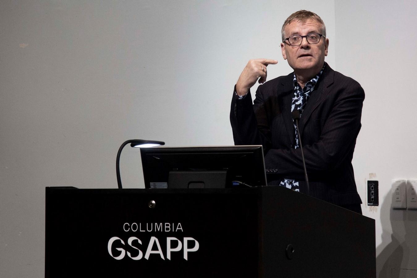 Architectural theoretician Mark Wigley - Sheet1