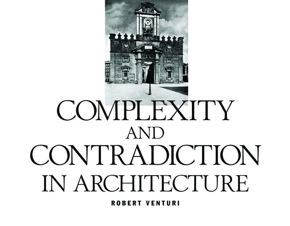 Architectural theoretician: Robert Venturi - Sheet6