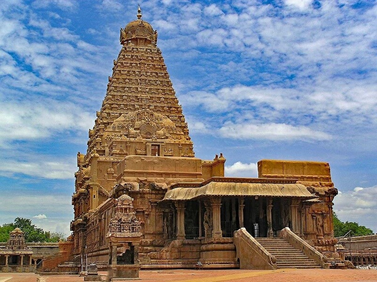 The Chola Empire and its Architectural Prowess - Sheet3