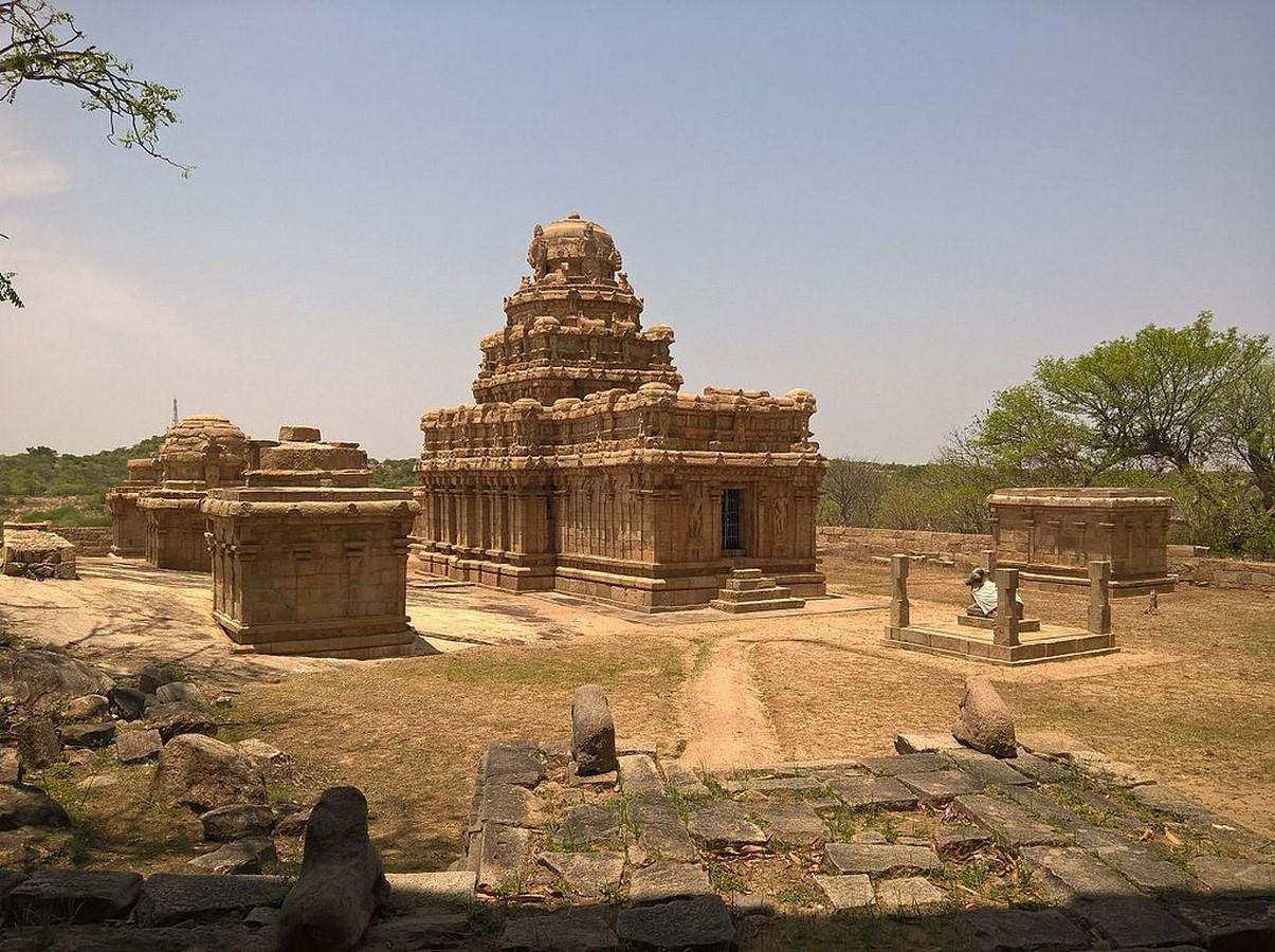 The Chola Empire and its Architectural Prowess - Sheet5