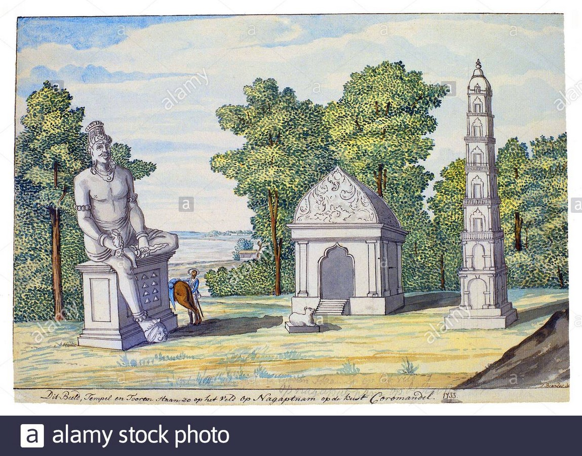 The Chola Empire and its Architectural Prowess - Sheet7