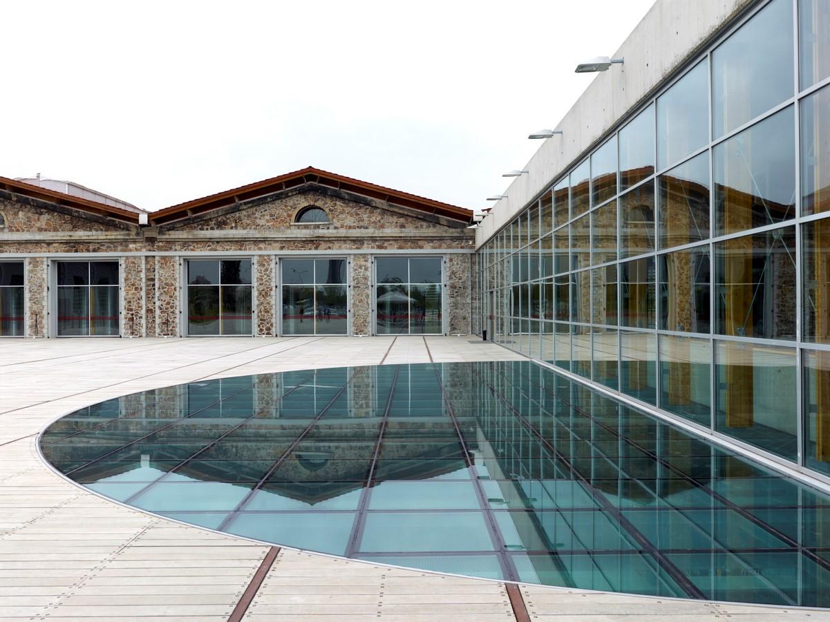 5067 CER Modern Arts Center by Uygur Architects: Sheet 1
