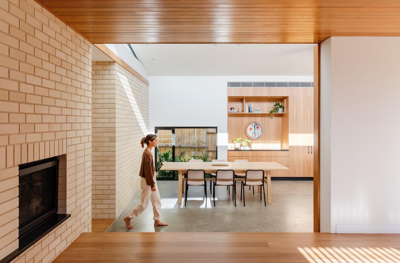5071 Longueville House by Vanessa Wegner Architect : Sheet 2