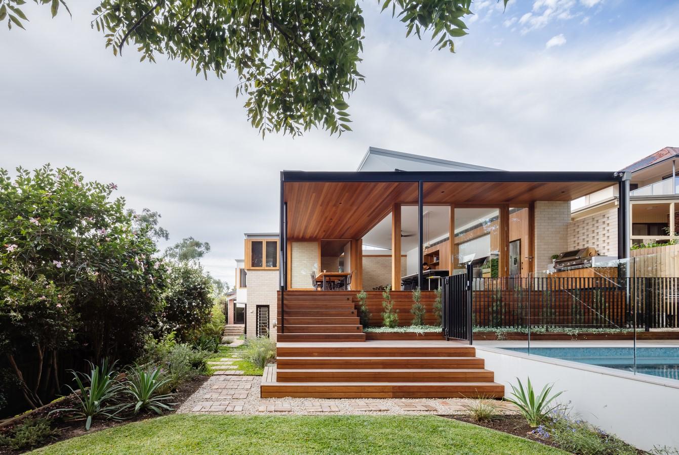 5071 Longueville House by Vanessa Wegner Architect : Sheet 3