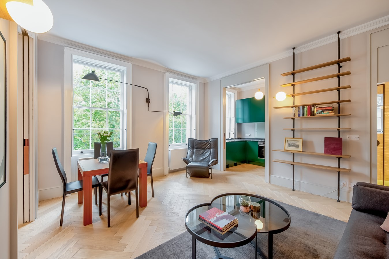 5077 Highbury Apartment by Patalab Architecture: Sheet 2
