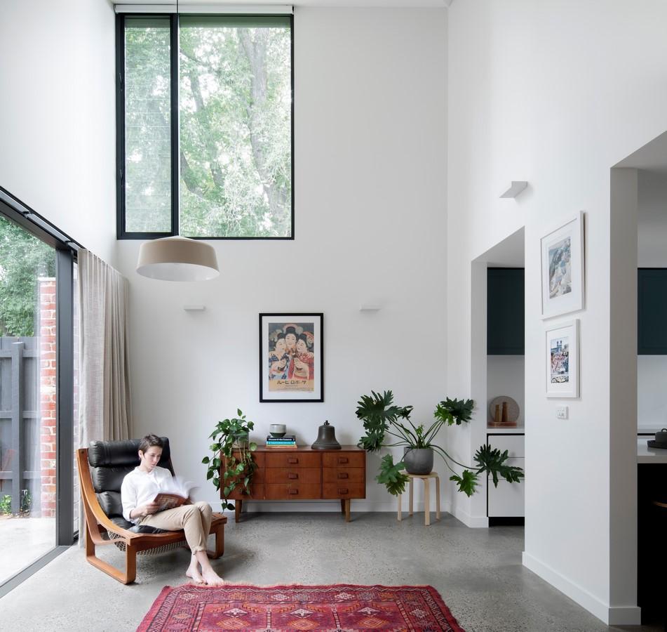 5081 Gold Street Residence by Sarah Kahn Architect : Sheet 1