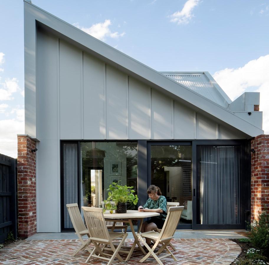 5081 Gold Street Residence by Sarah Kahn Architect : Sheet 2