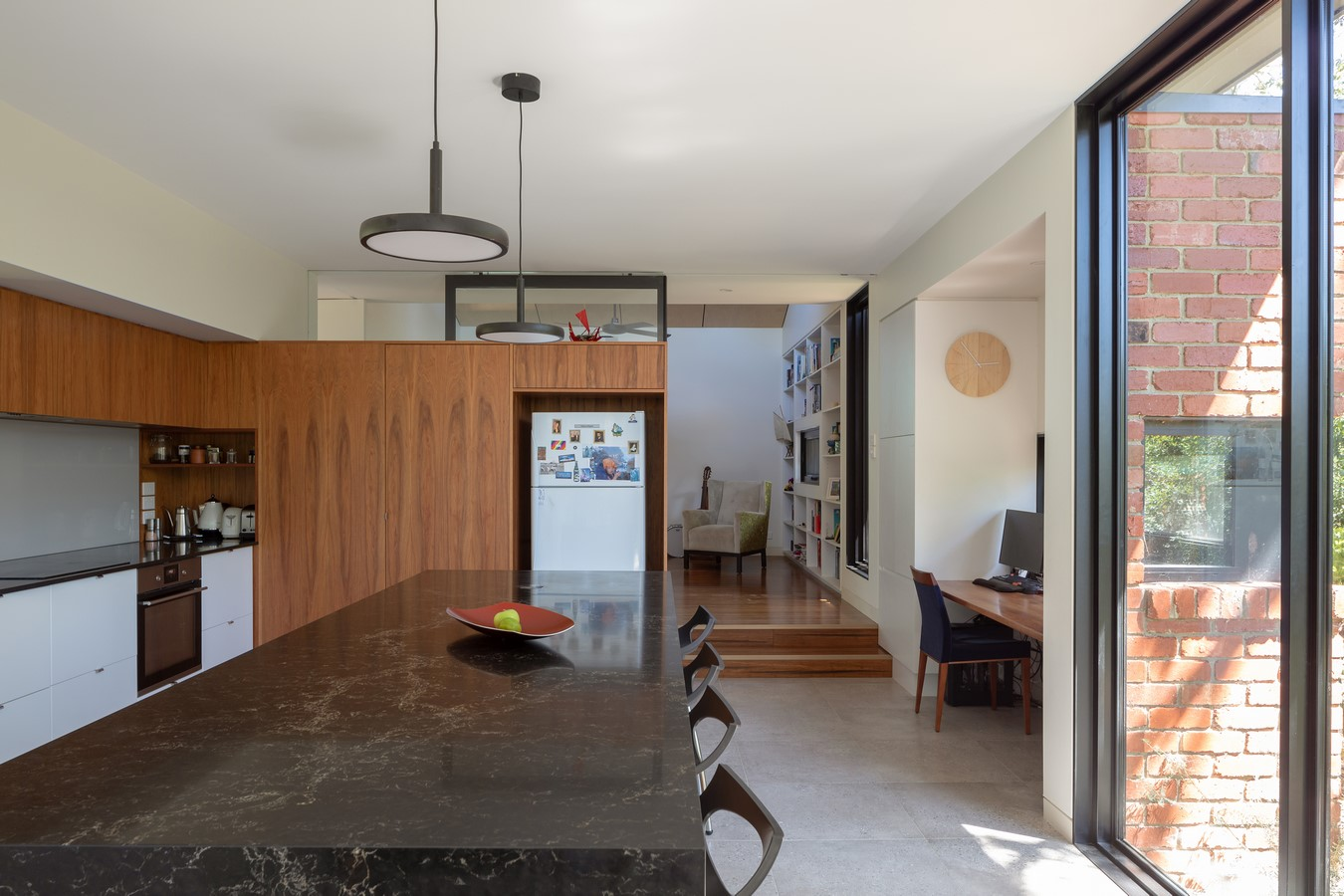 5083 Courtyard House by Rob Henry Architects: Sheet 1
