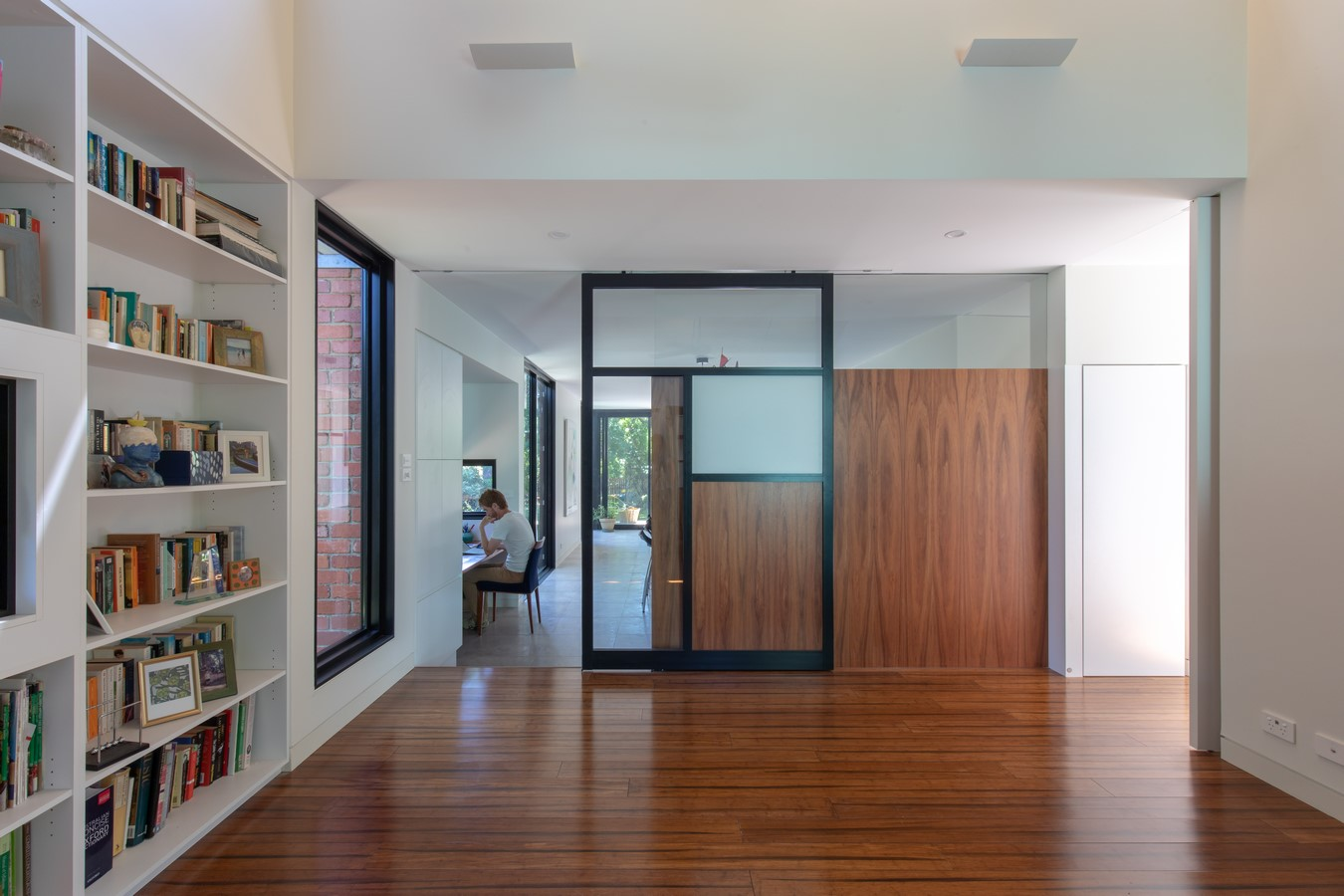 5083 Courtyard House by Rob Henry Architects: Sheet 2