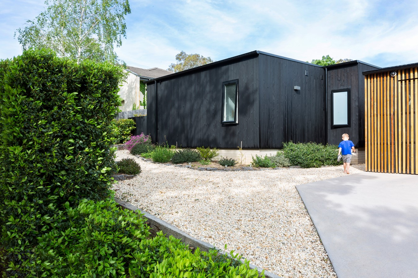 5084 Charred Timber House by Rob Henry Architects: Sheet 3