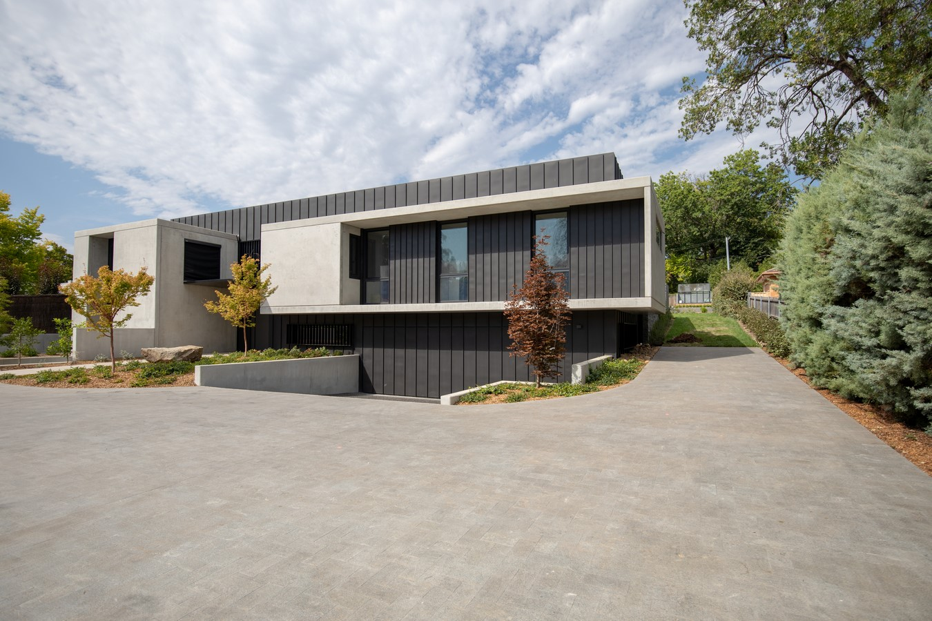 5087 Concrete House by Rob Henry Architects: Sheet 1
