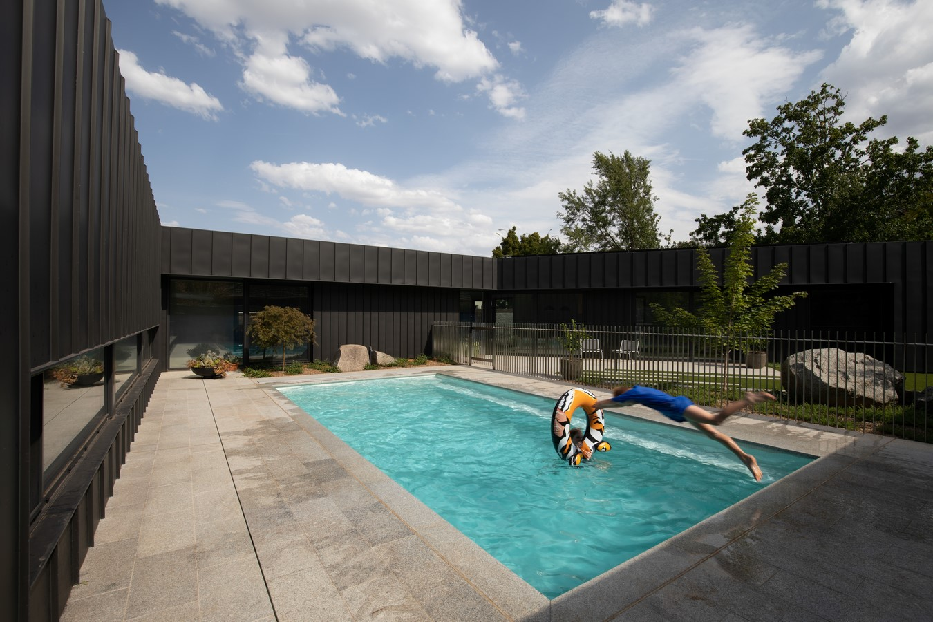 5087 Concrete House by Rob Henry Architects: Sheet 2.