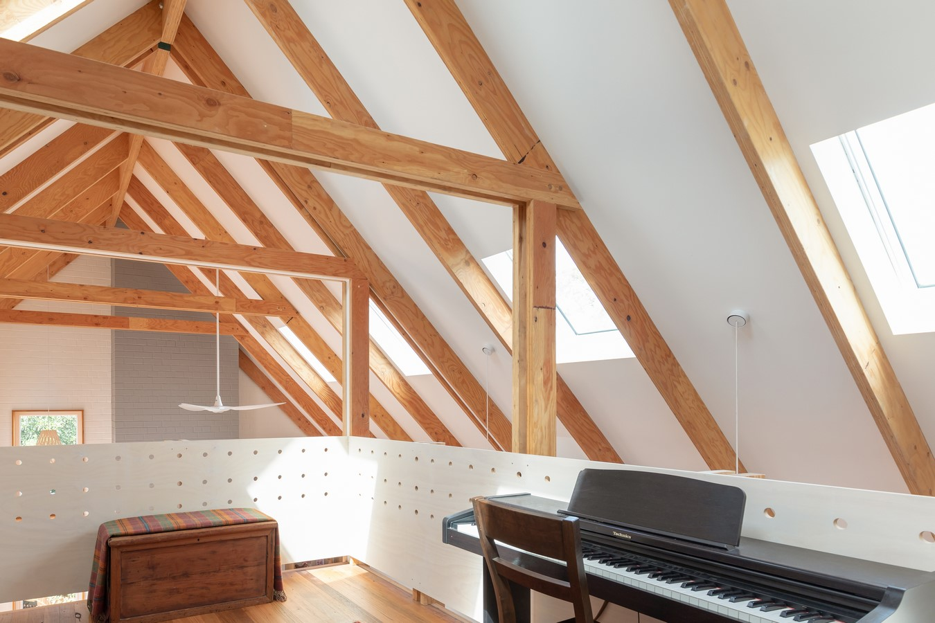 5088 Loft House by Rob Henry Architects: Sheet 2