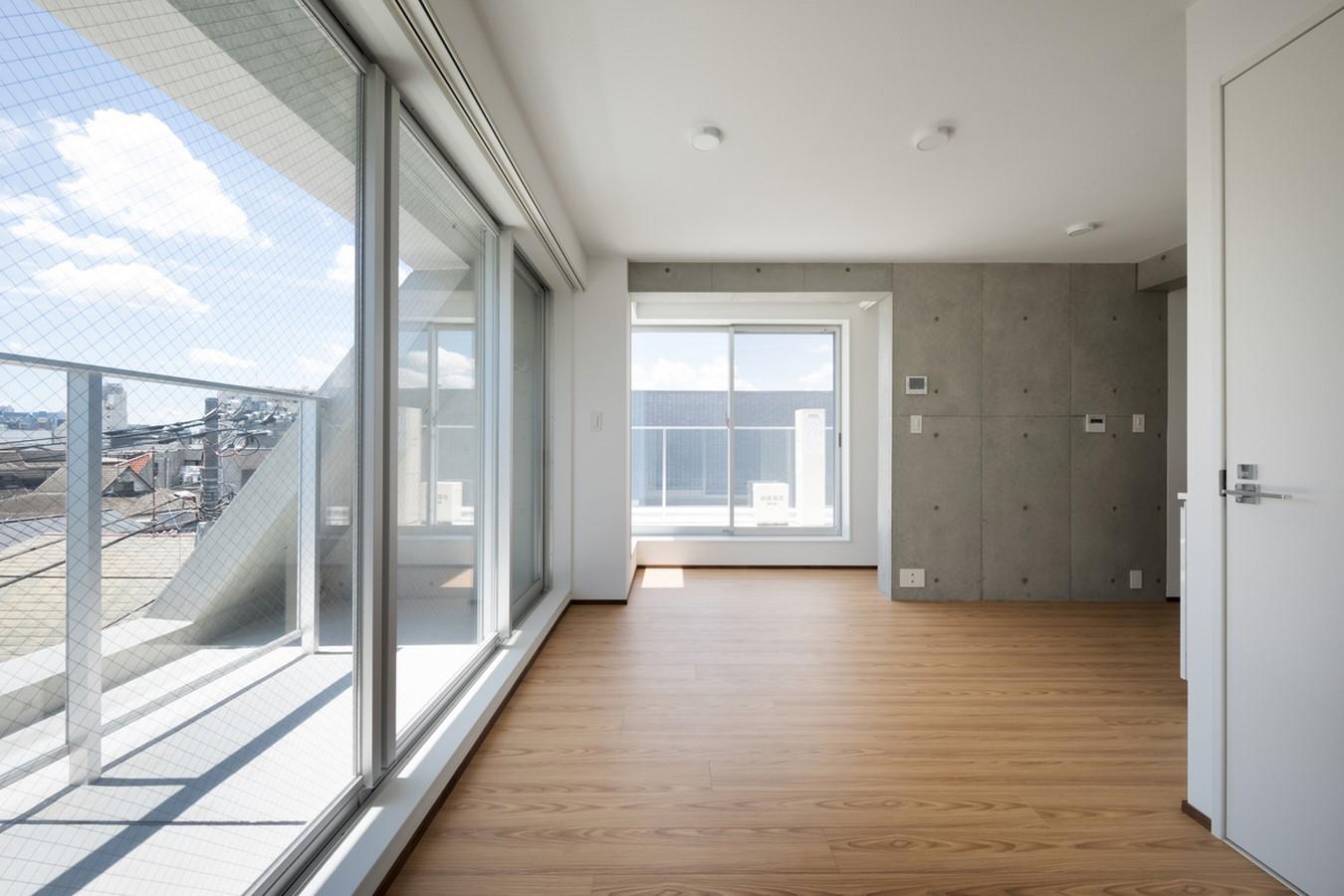 5090 Modelia Brut KAGURAZAKA by SASAKI ARCHITECTURE: Sheet