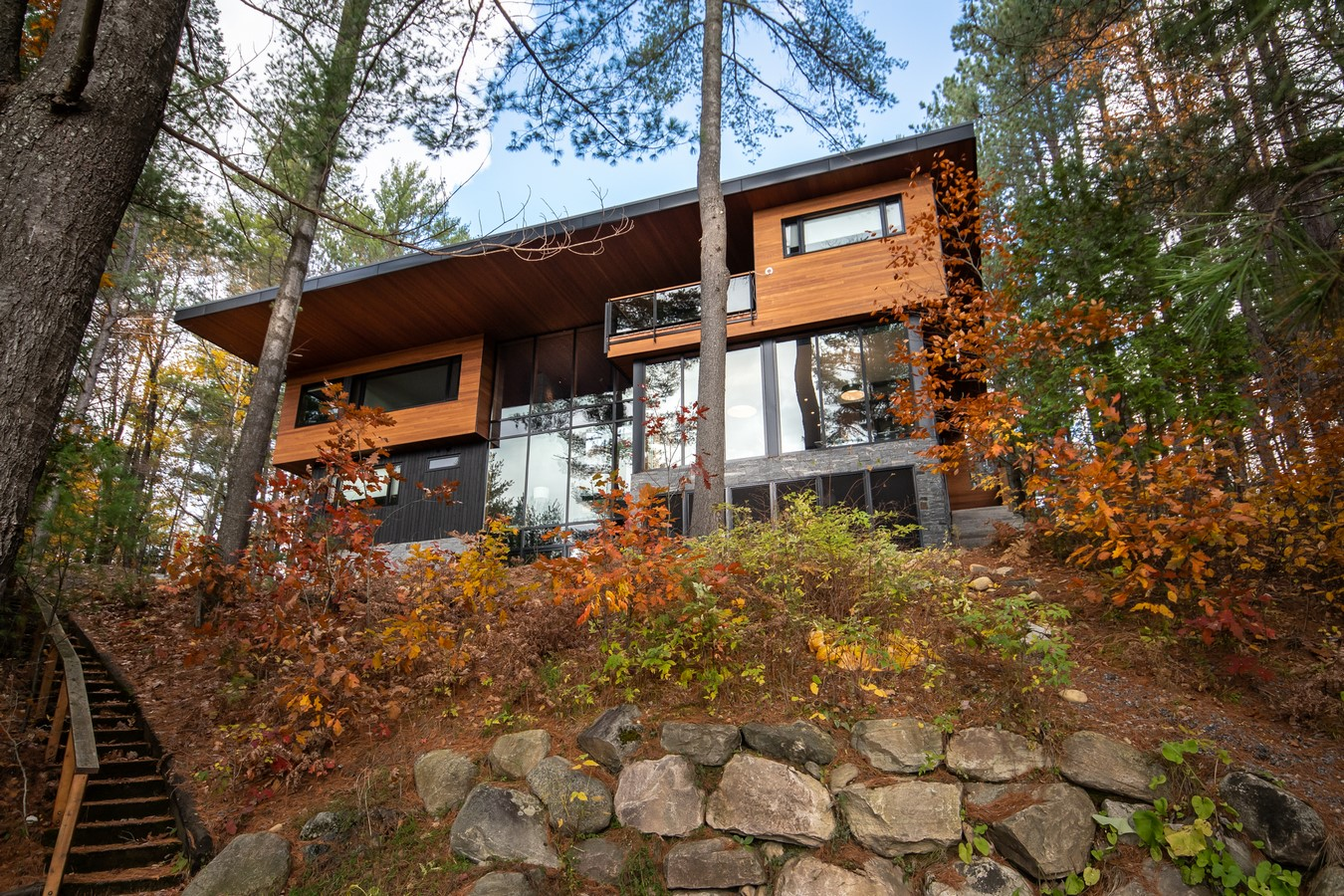 5096 Lake of Bays Cottage by Altius Architecture:Sheet 1