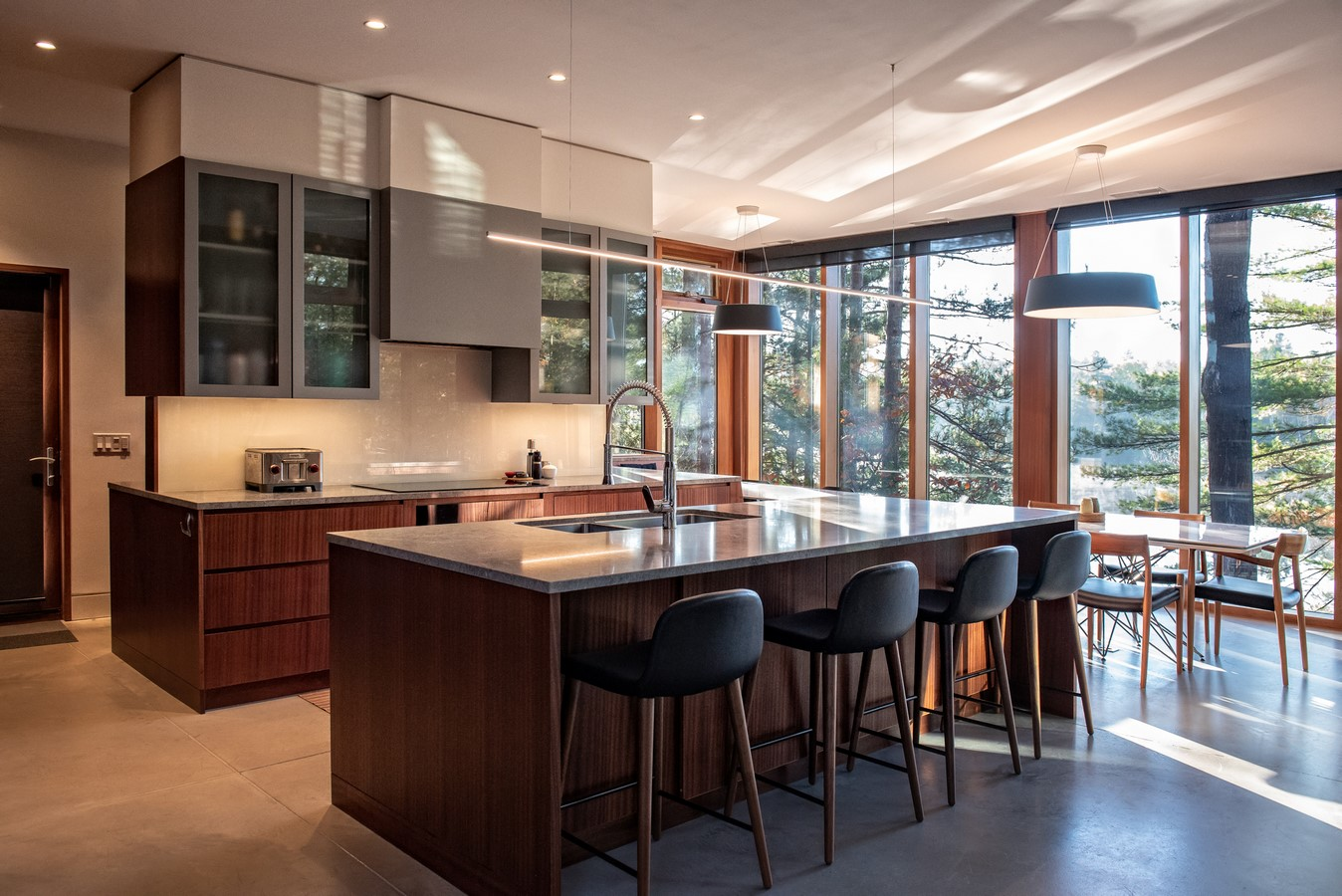 5096 Lake of Bays Cottage by Altius Architecture:Sheet 2