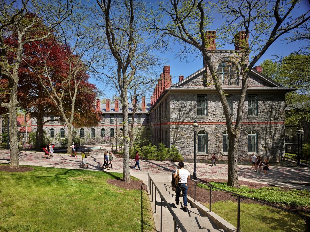 5103 Chandler Ullmann Hall, Lehigh University by MGA Partners: Sheet 1