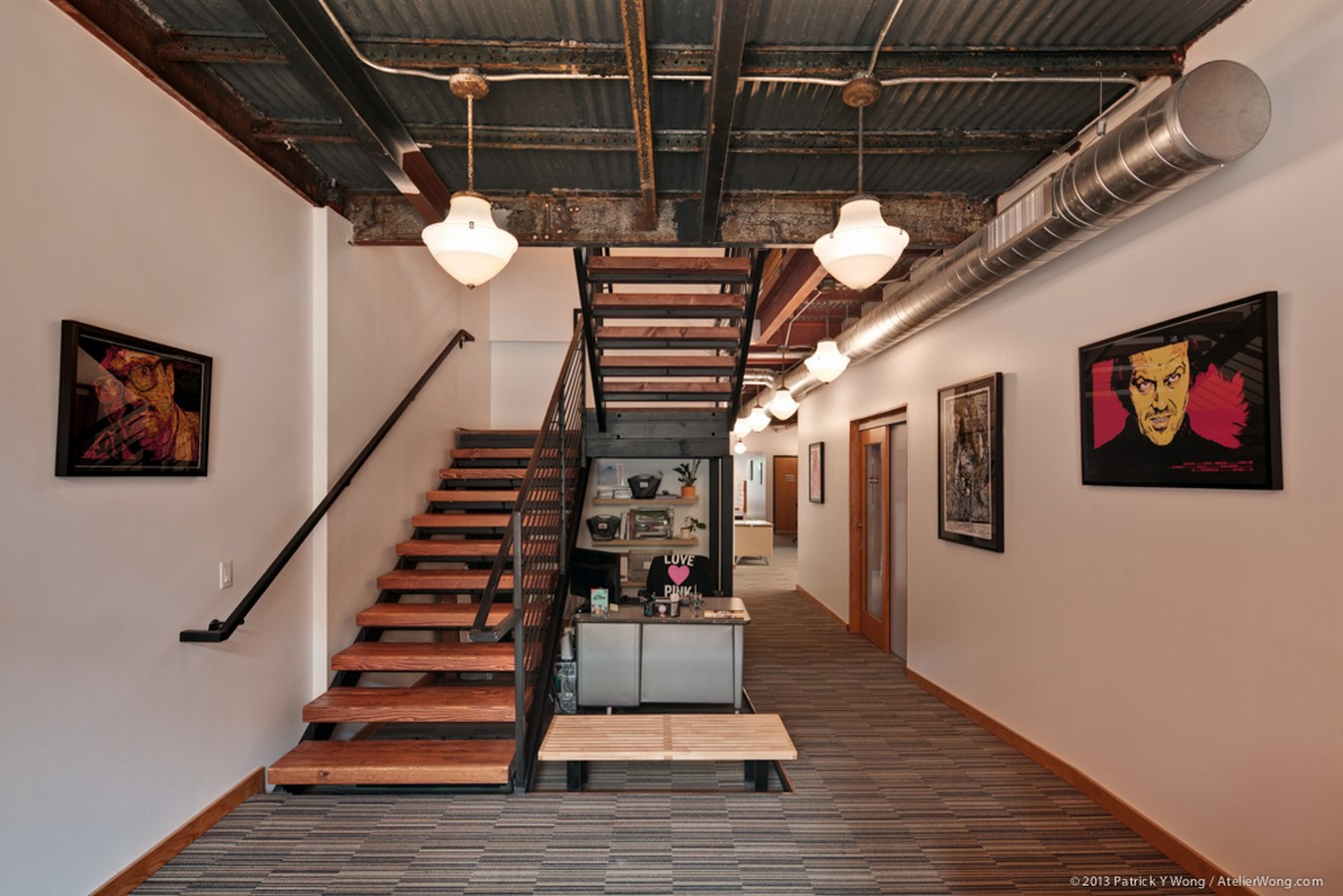 5104 East 6th Street Offices by Weiss Architecture: Sheet 3