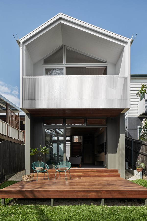 5108 One Plus One House by REFRESH DESIGN: Sheet 2