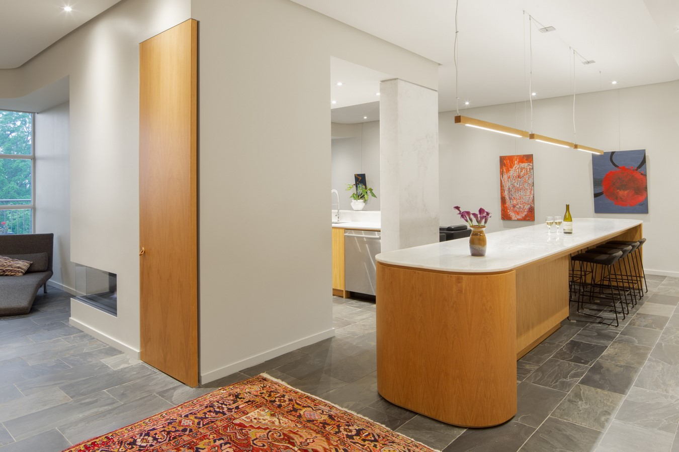 5112 Family Pied-à-terre by Weiss Architecture & Urbanism: Sheet 1