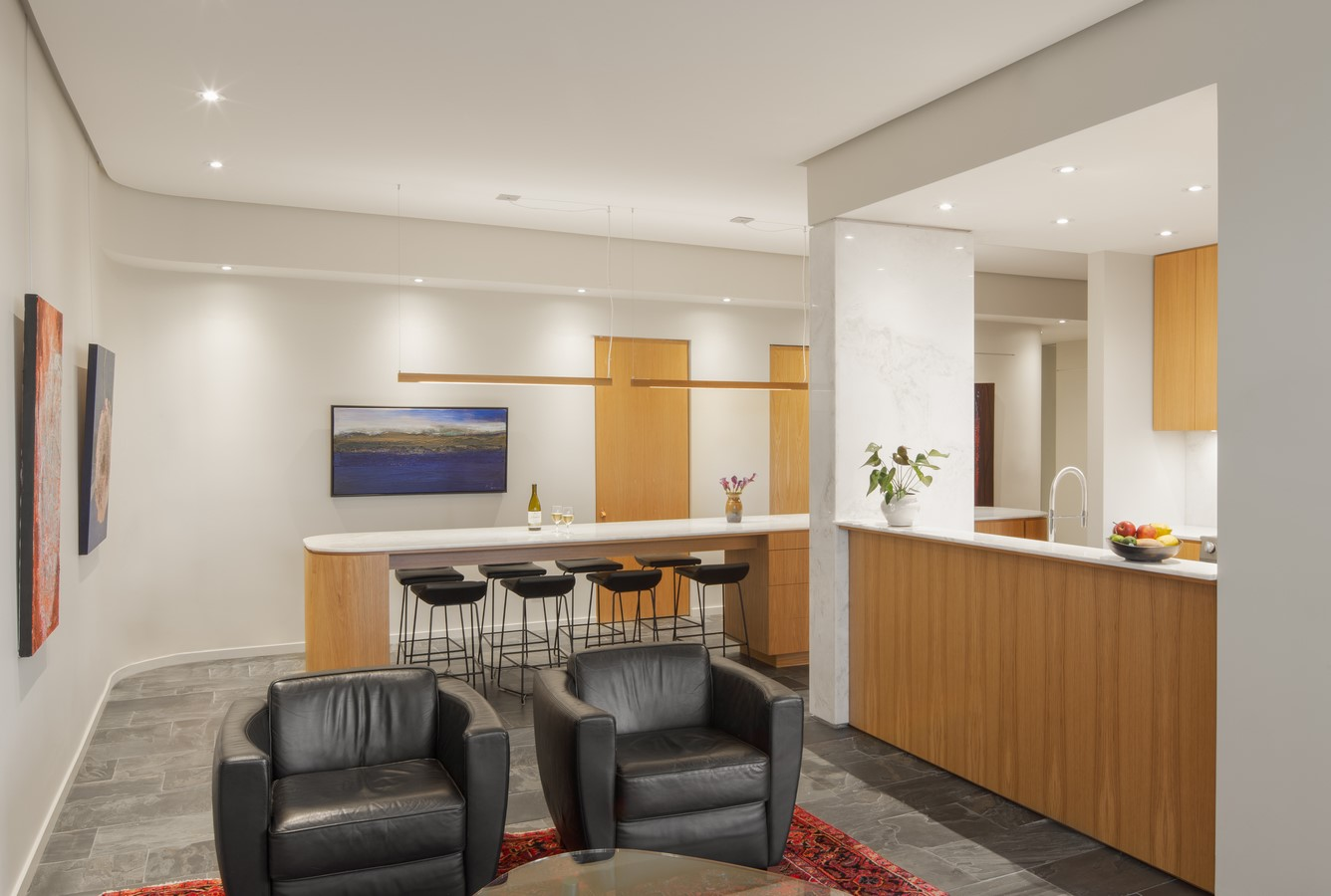5112 Family Pied-à-terre by Weiss Architecture & Urbanism: Sheet 2