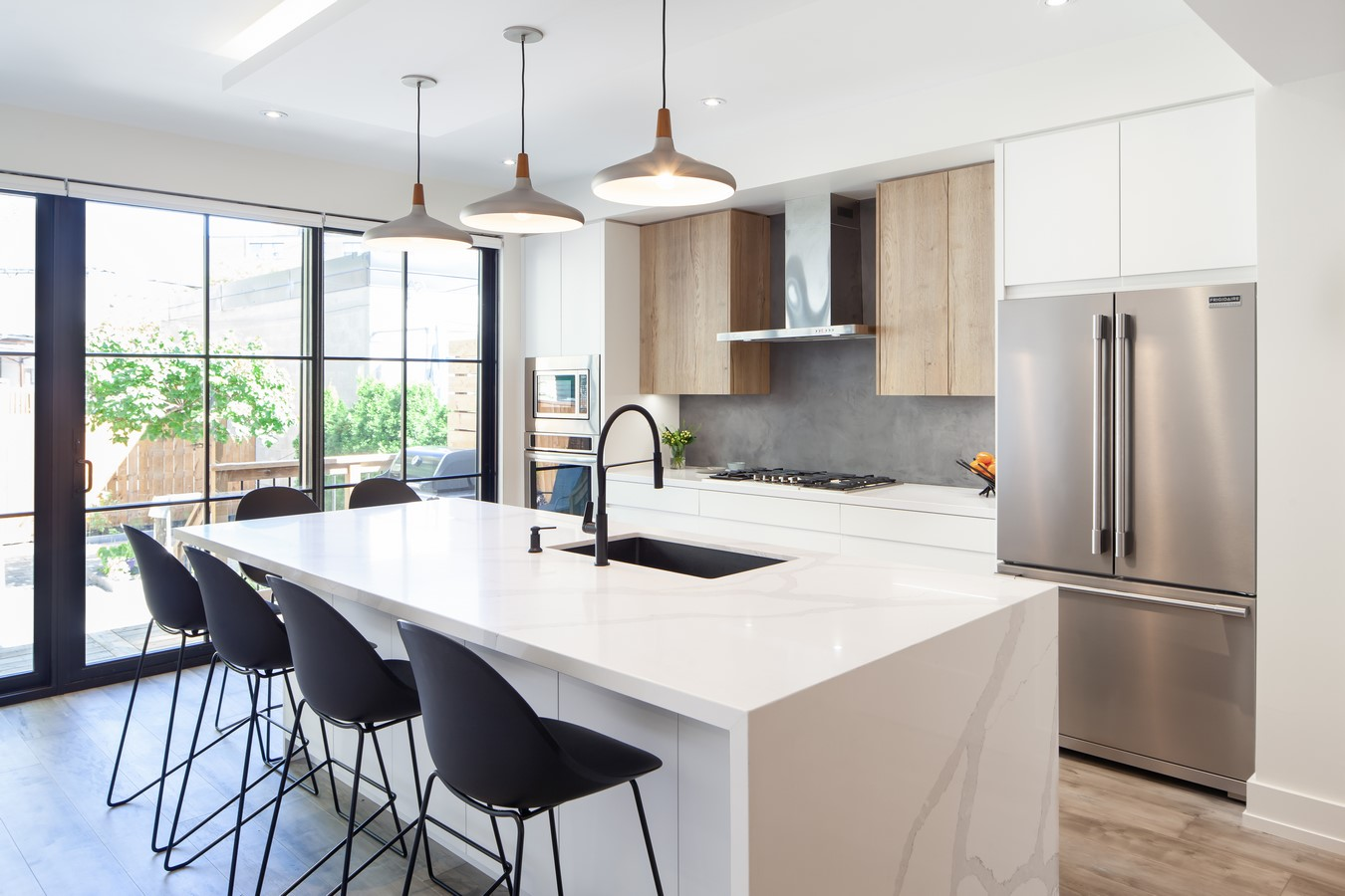 5113 Wychwood House by Joanne Myers Architect: Sheet 1