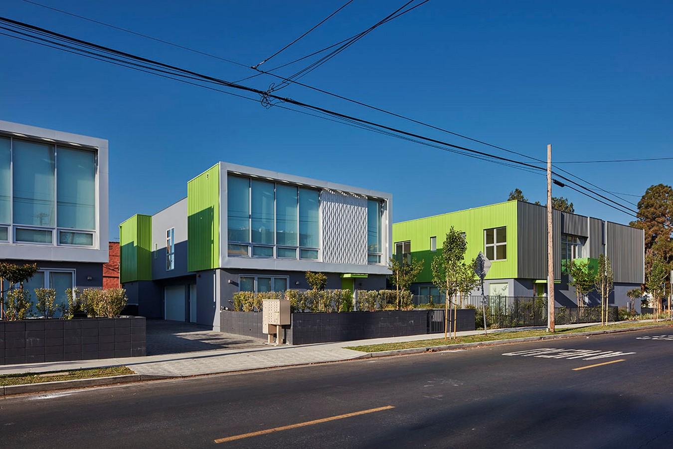 5115 Willoughby Duplexes by Shubin Donaldson: Sheet 2