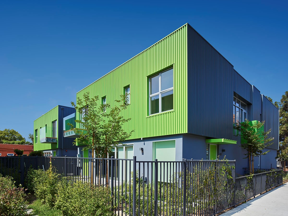 5115 Willoughby Duplexes by Shubin Donaldson: Sheet 3