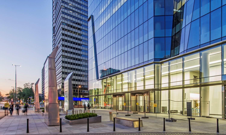 5117 Q22 Office Building by Kuryłowicz & Associates: Sheet 1