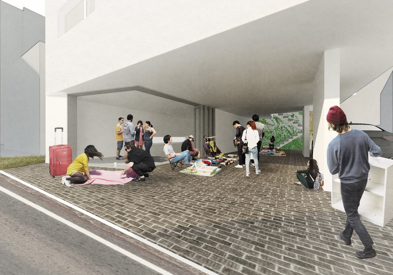15 Projects by Office for Beyond Boundaries Architecture Sheet31