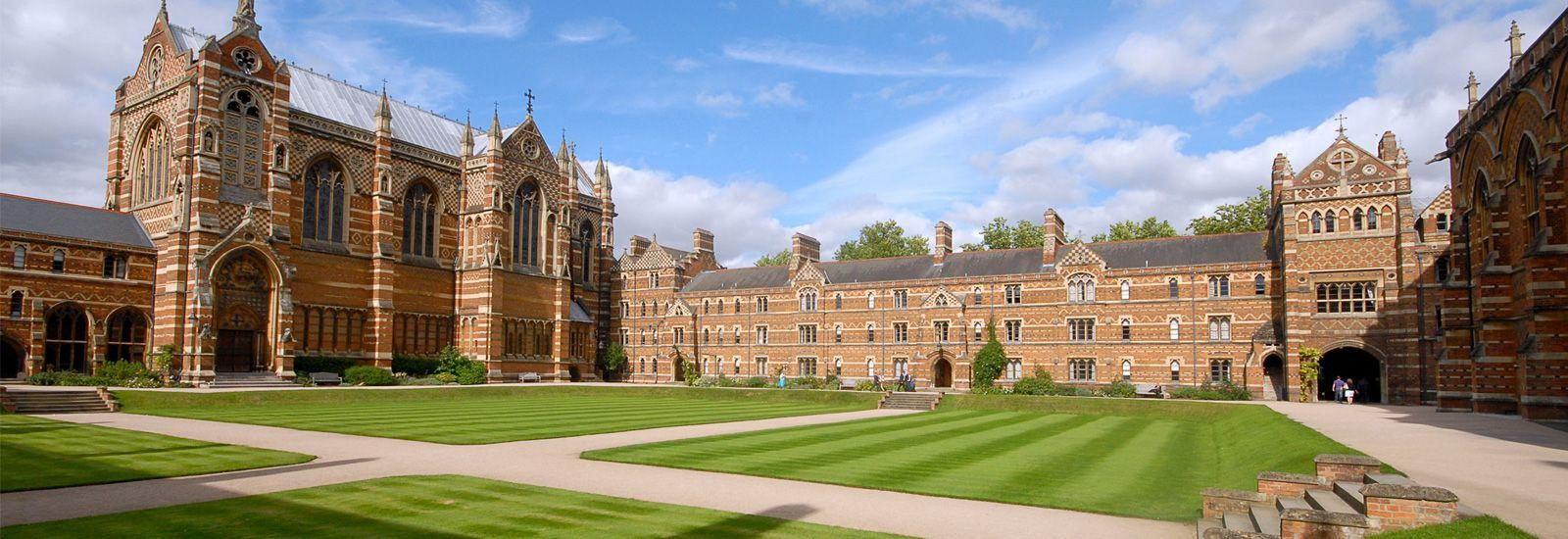 Keble College, Oxford - Sheet1
