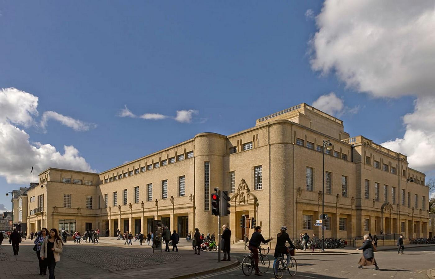 Bodleian Library, Oxford - Sheet3