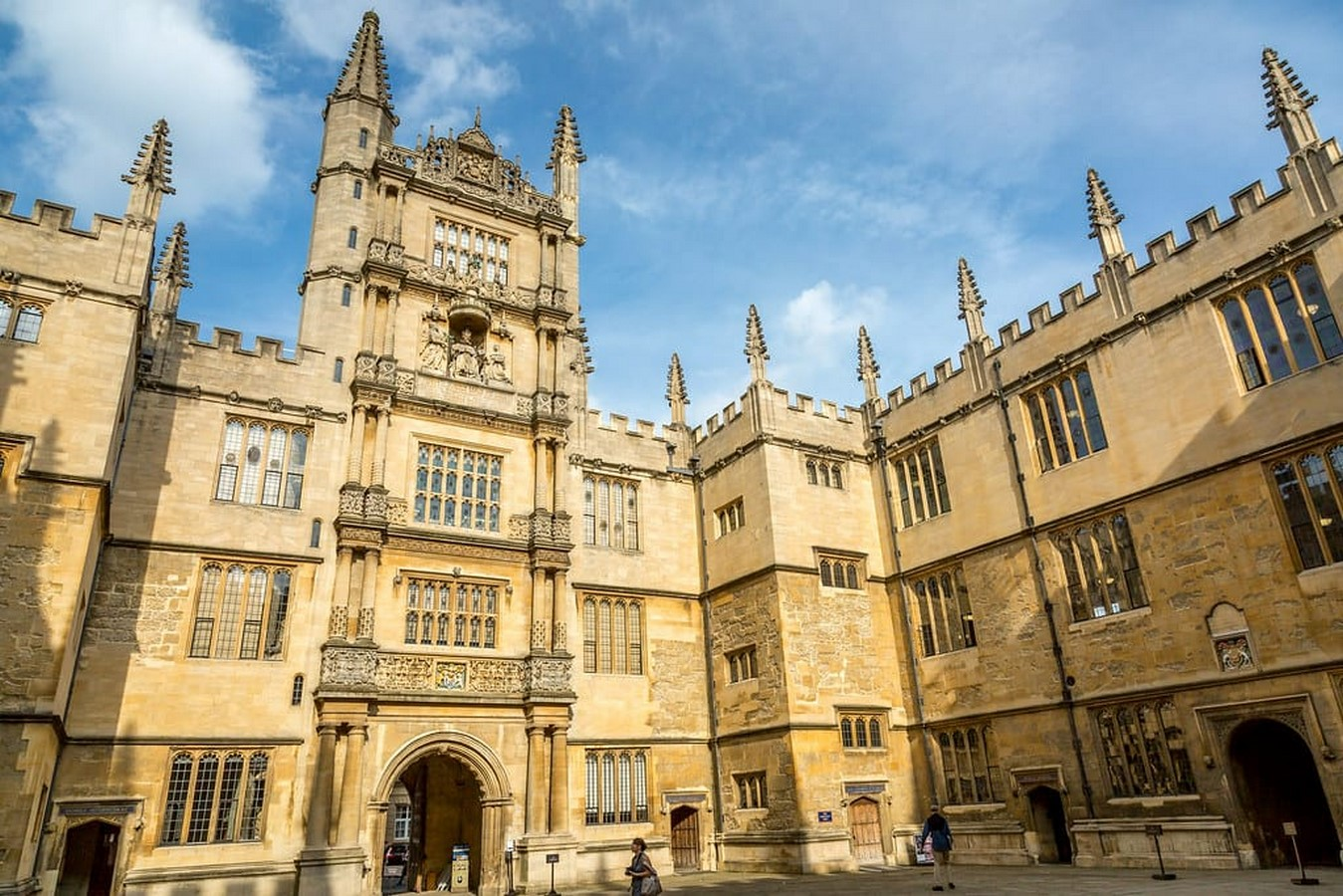 Bodleian Library, Oxford - Sheet4