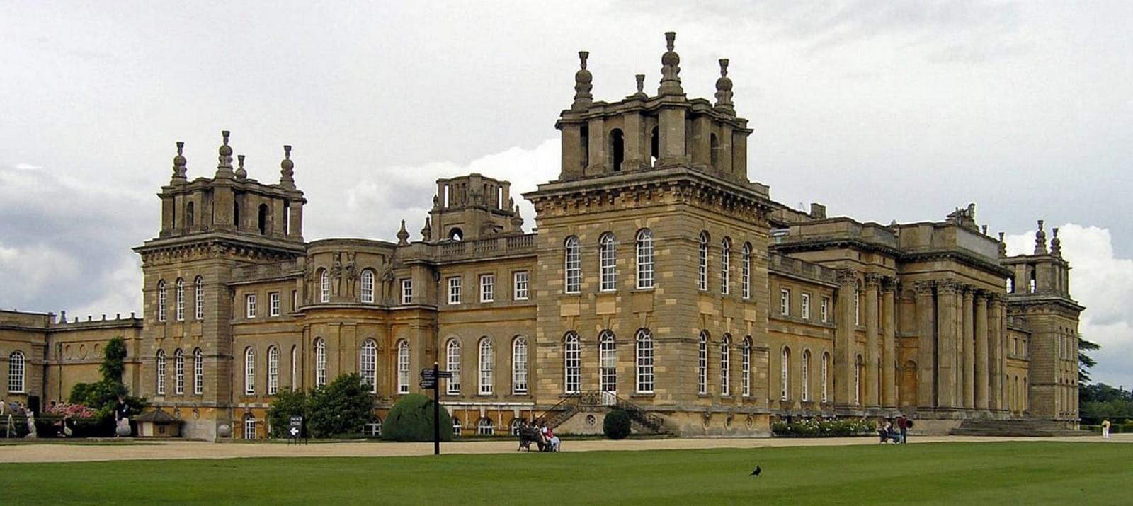 Blenheim Palace, Oxford - Sheet2