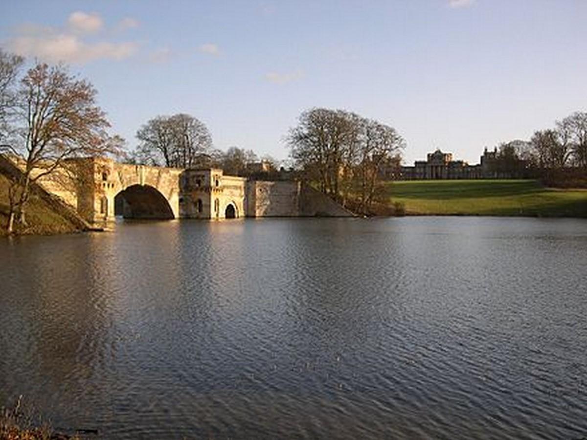 Blenheim Palace, Oxford - Sheet3