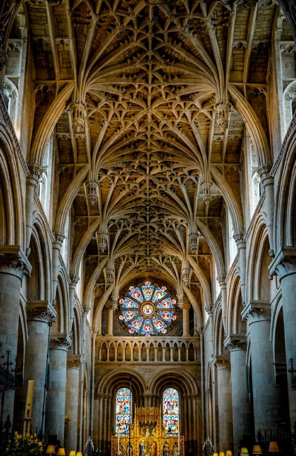 Christ Church Cathedral, Oxford - Sheet2