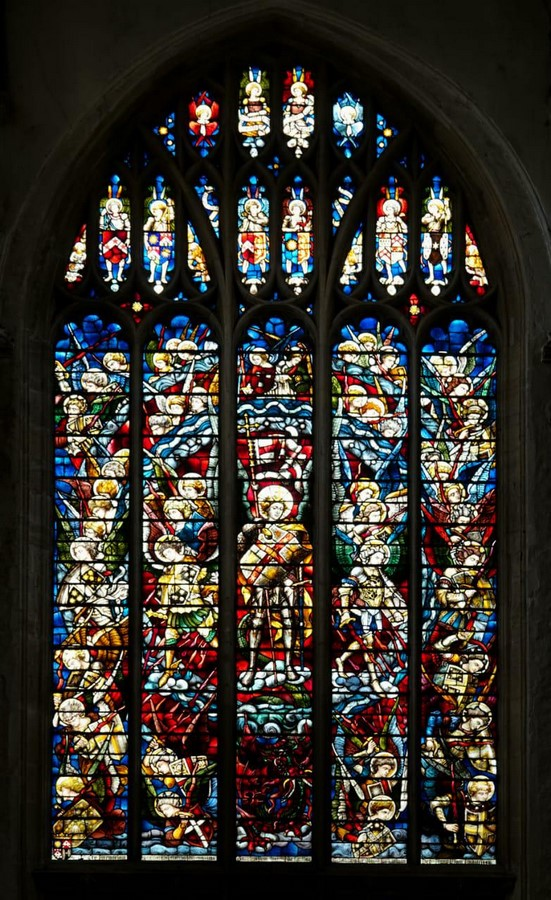 Christ Church Cathedral, Oxford - Sheet3