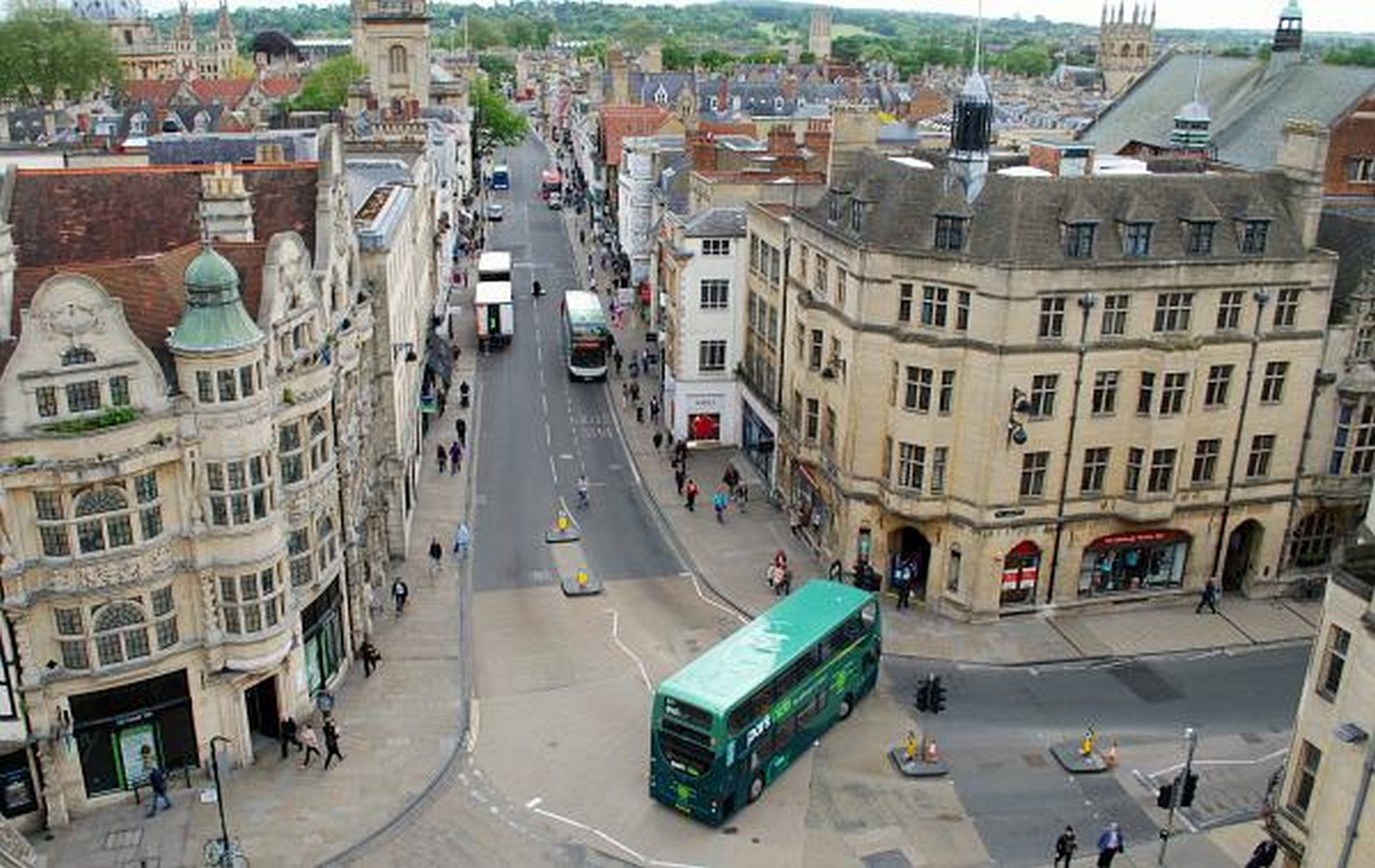 Carfax Tower, Oxford - Sheet2