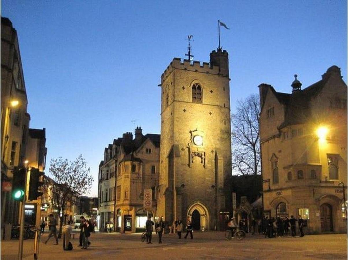 Carfax Tower, Oxford - Sheet3