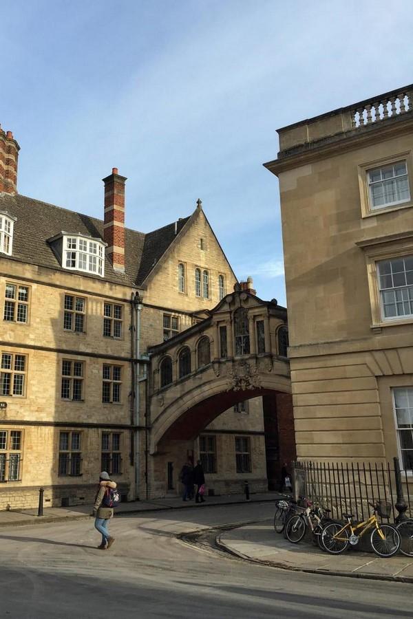 The Hertford Bridge, Oxford - Sheet3