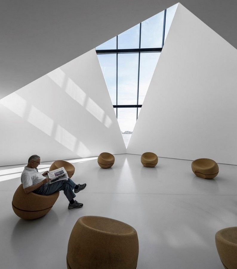 Harbin Opera House by MAD Architects: Design inspired by the surroundings - Sheet26